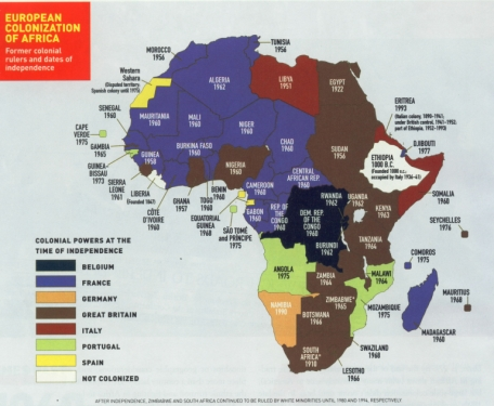 african-independence-map